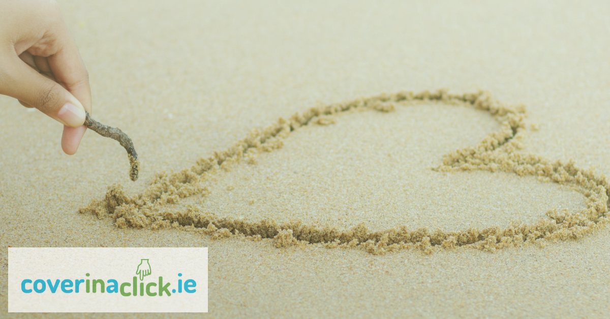 Win €5000 with Coverinaclick.ie and Love Island.