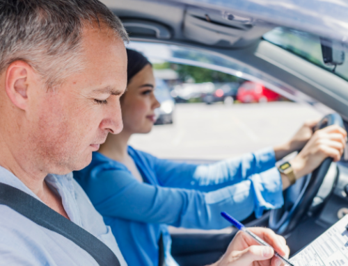 Top tips for preparing for your driving test.
